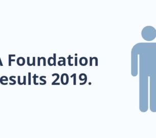 CA Foundation Result June 2019
