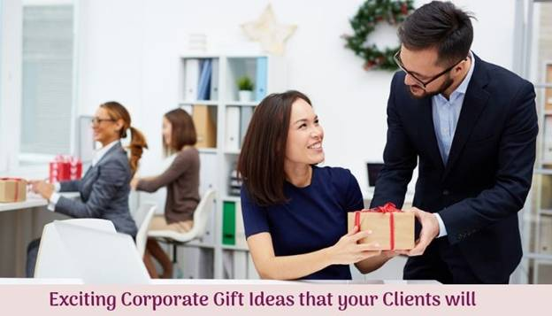 Online Corporate gift