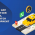 Taxi app solution vs. Scratch development for taxi business
