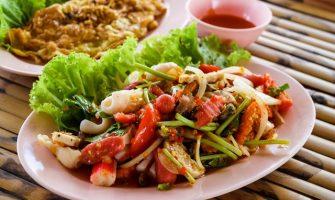 Thai cuisine in Dubai