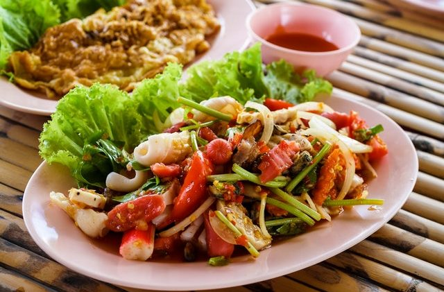 Thai cuisine in Dubai