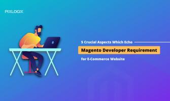 Echo Magento Developer Requirement for E-Commerce Website