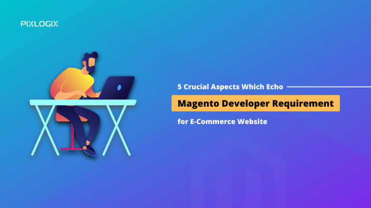 Echo Magento Developer Requirement for E-Commerce Website