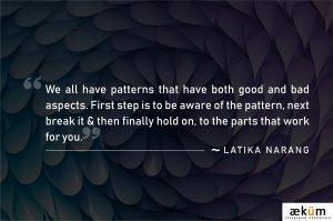 Psychotherapist; Latika Narang; aekum integrated health